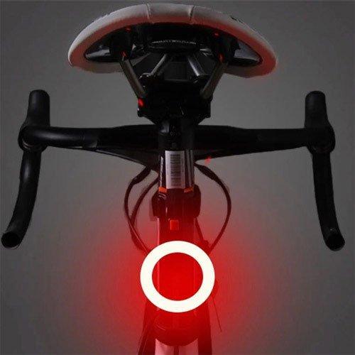 Fietsverlichting set stadsfiets met koplamp en achterlicht LED oplaadbaar