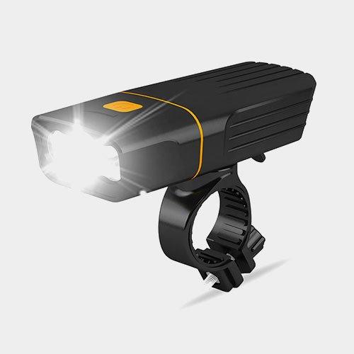 Fietslamp mtb voorlicht beam 1500 XL met ingebouwde powerbank