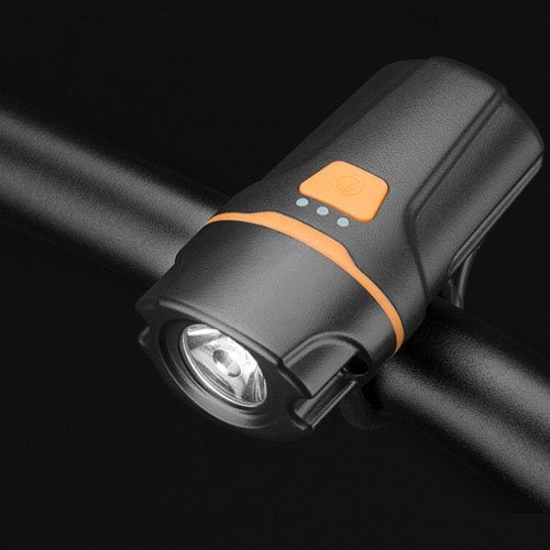Fietslamp mountainbike LED met 300 lumen