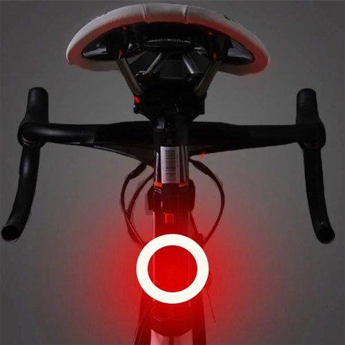 Lightyourbike achterlicht racefiets BEAM 1500 XL